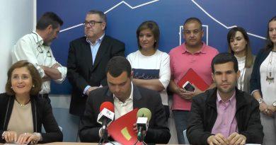 El Alcalde, José Manuel Mármol, da a conocer la lista de concejalías y anuncia un ahorro anual de casi 70.000 euros para el Ayuntamiento por la reducción en personal del gobierno