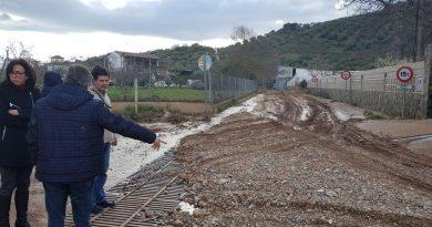 El PP solicita al Ayuntamiento que reclame ayudas tras las inundaciones producidas por el río Zagrilla