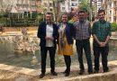El Ayuntamiento acometerá la restauración de Neptuno y Anfítrite de la Fuente del Rey