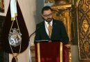 Jesús Aguilera tomará posesión como nuevo presidente de la Agrupación de Cofradías