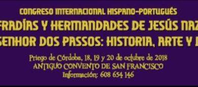 Arranca el I Congreso Internacional de Hermandades de Jesús Nazareno