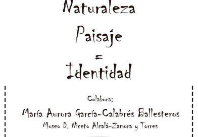 """La artista prieguense Aurora García-Calabrés expone su obra en """"Naturaleza Paisaje= Identidad"""""""