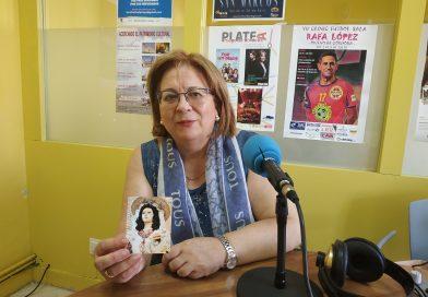 La escritora Mª Cruz Garrido pregonará mañana la XLIII Romería de la Virgen de la Cabeza