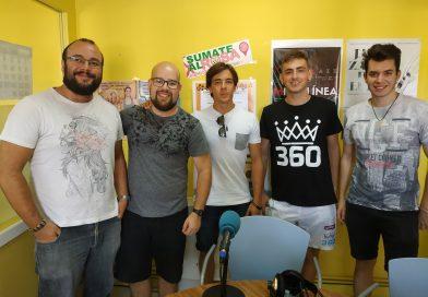 """El grupo prieguense """"Baguh"""" se alza con el primer premio de la Muestra de grupos noveles """"Ciudad de Priego"""""""