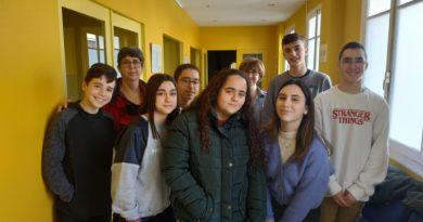 """Alumnos y profesores del IES Fernando III el Santo participan en el proyecto """"Aprendizaje servicio"""""""