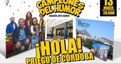 """Humor e inclusión se dan la mano en la obra de teatro """"Campeones del humor"""""""