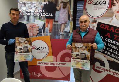 Ayuntamiento y ACCA ponen en marcha una campaña de reparto a domicilio