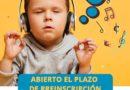 """Abierto el plazo de preinscripción en el Conservatorio Elemental de Música """"Antonio López Serrano"""""""