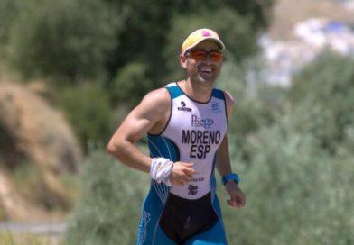 El prieguense Jorge Moreno realizará un ironman solidario de 226 kilómetros