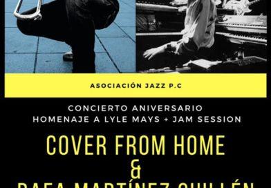 """La Asociación Jazz P.C. celebra un concierto aniversario dentro del """"Summer in different"""""""
