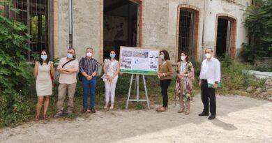 La Junta adjudica por más de 1,3 millones las obras para rehabilitar la antigua almazara en el Recreo de Castilla de Priego de Córdoba