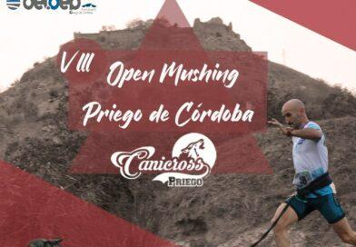 Priego acogerá el próximo domingo el VIII Campeonato de Andalucía de Mushing
